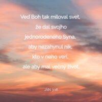Evanielizačná služba 09.02.2019