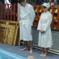 Svätý Krst na meno Ježiš 18.10.2020