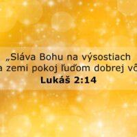 Vianočná služba 24.12.2020